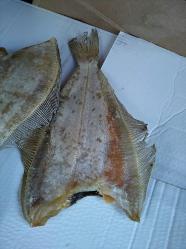 рыба ерш вяленый фото